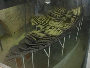 Épave de navire marchand grec antique retrouvé à Kyrenia (Chypre)