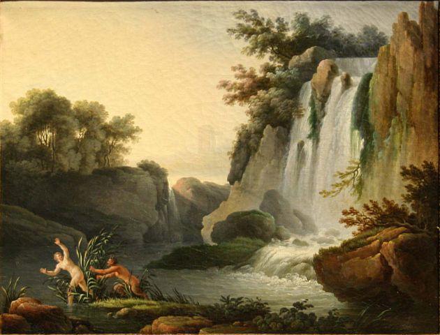 Stéphanie Pétrone Peindre La Mythologie Grecque