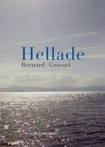 Couverture de livre de Bernard Grasset, Hellade.
